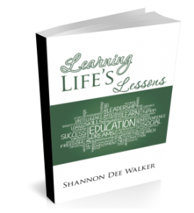 Learning Life's Lessons book mock up